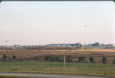 KCI Airport, MO, August, 1973