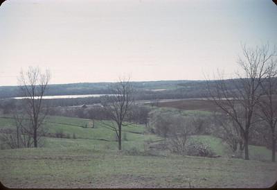 South of Platte City, MO, April 17, 1960