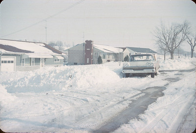 Platte City, MO, March 1960