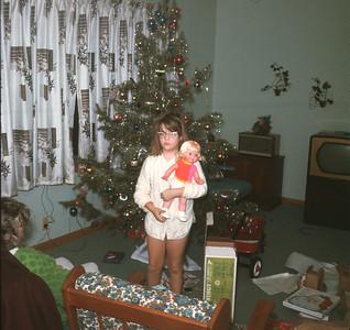 Christmas 1969, Platte City, MO, December 1969