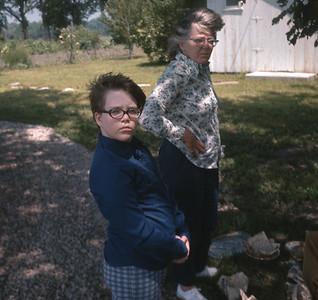 Dorothy, Theresa, KS, 1971
