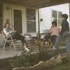 Dorothy, Theresa, Aunt Doris, KS, 1971