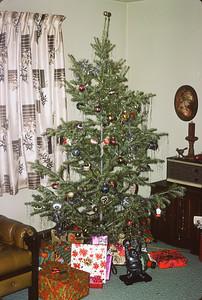 Christmas 1972, Platte City, MO, December 1972
