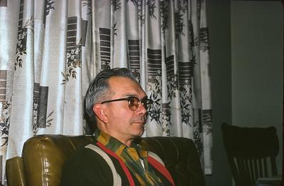 Bill Sell, December 9, 1972
