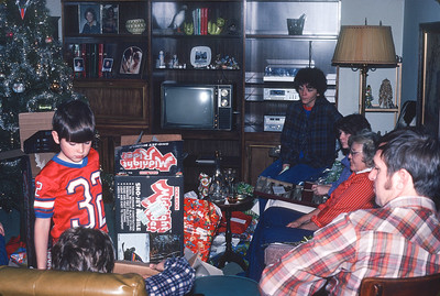 Christmas Time, December 1980