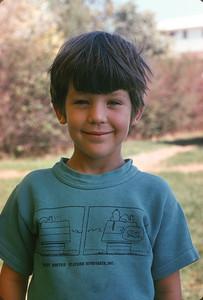 Billy Turner, Platte City, MO, November, 1973