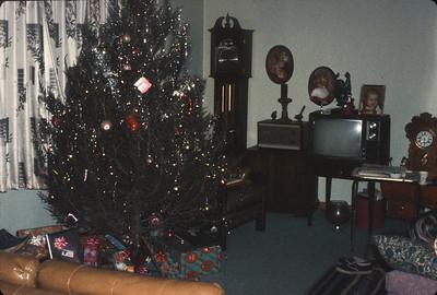 Christmas, Platte City, MO, December, 1973