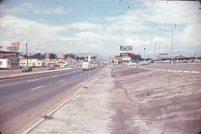 """""""Miracle Mile""""  Denver, CO, August 13, 1963"""