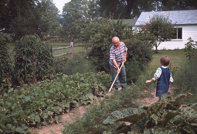 Dad [Worthy] And Theresa, Vacation, July 1967