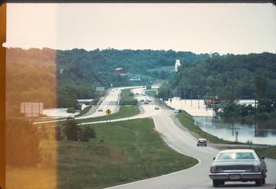 Platte River Flood, June 1974