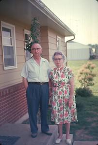 Venus And Worthy Sell. Platte City, MO.  May, 1965