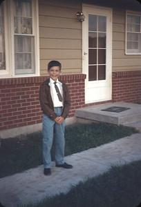 Wayne Sell, Platte City, MO  May 15, 1961