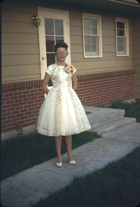 Chris, Platte City, MO, May 15, 1961