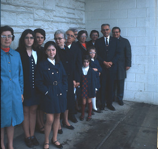 Unmarked Slide, October 1969