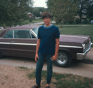 Wayne, Platte City, MO, September, 1970