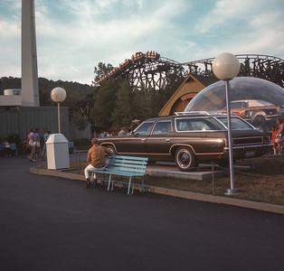 Six Flags, St. Louis, 1972