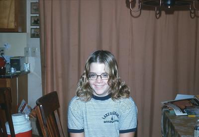 Theresa, Platte City, MO, Summer 1974
