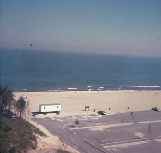Beach, August, 1972
