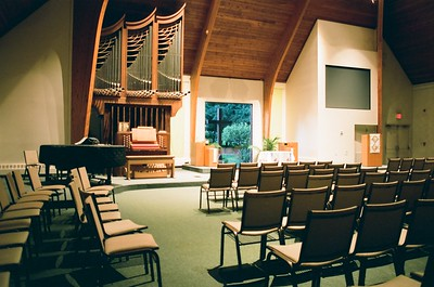 Fuji Pro 400H - Methodist Church