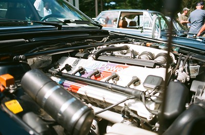Ektar 100 - BMW Engine