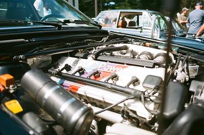 Ektar 100 - BMW Engine