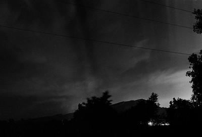 Albuquerque Lighting up the Sky