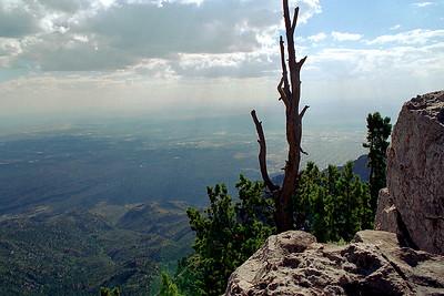 On top of Sandia