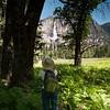 Stephanie Yosemite Falls Yosemite - 35th Anniversary 2016