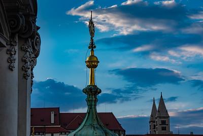 Věže / Spires