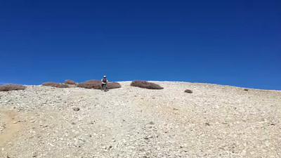 360 Final push up Mount Baldy
