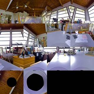 360 VR panorama testing