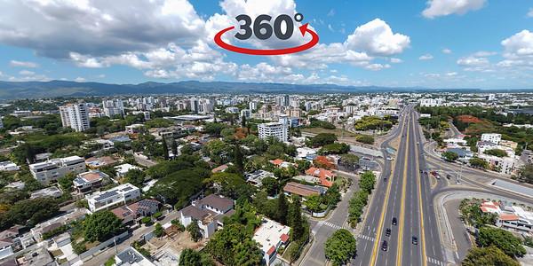 Autopista Duarte, Santiago de los Caballeros, República Dominicana. 18 de Julio 2020.