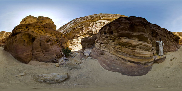Coloured Canyon4 Pano