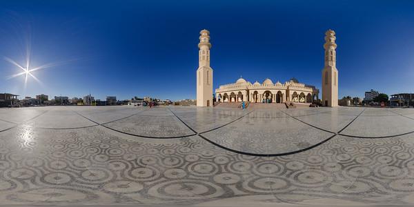 El Mina Mosque out