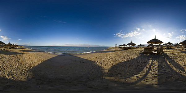Nuweiba Beach Sphere