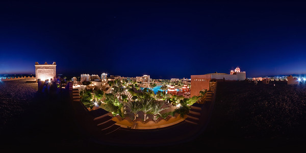 Makady Palace Night view