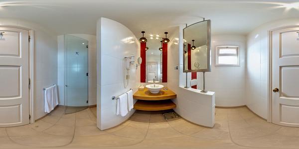 3rd floor room bathroom