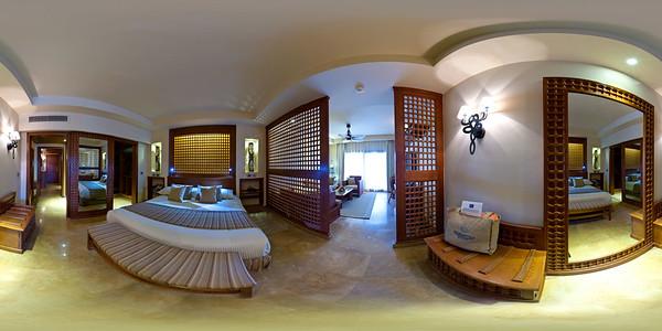Bedroom open