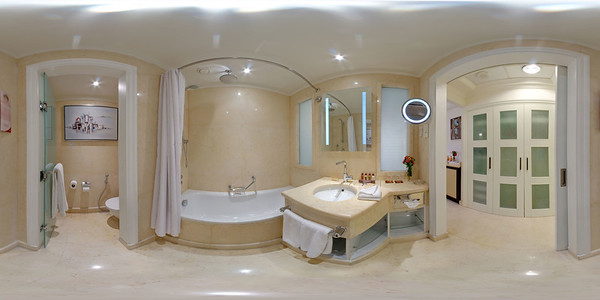 bungalow bathroom_sphere