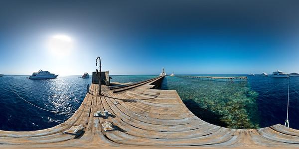Daedalus pontoon
