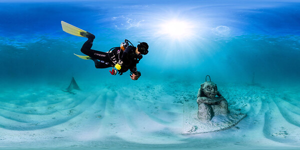 Punta Cana underwater museum 018_sphere