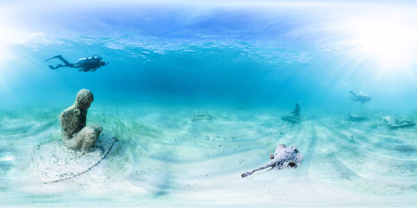Punta Cana underwater museum 017_sphere