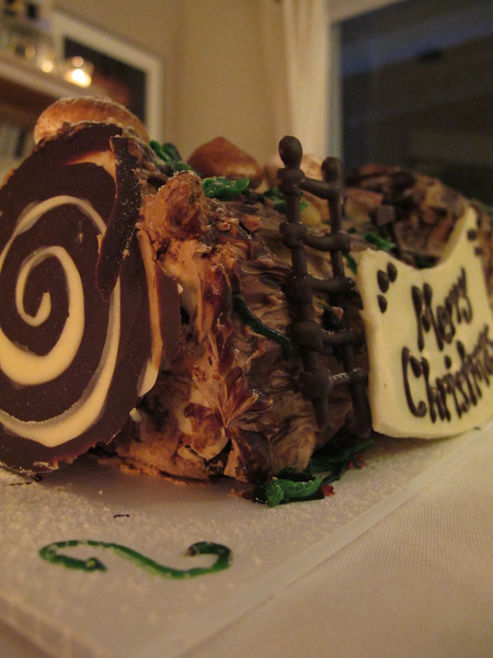 The cake is, in fact, not a lie.<br /> <br /> But where's my grief counseling?  <br /> <br /> Victoria, BC. Cake by Cakes, Etc.