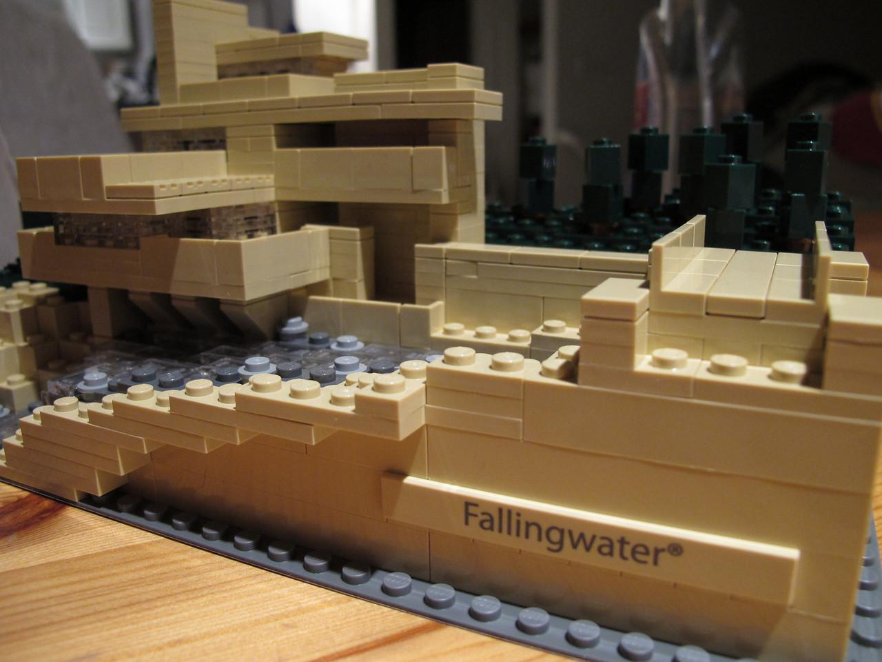 Frank Lego Wright.<br /> <br /> Victoria, BC.