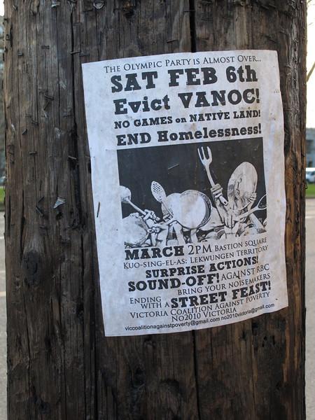 Message creep.<br /> <br /> Victoria, BC.