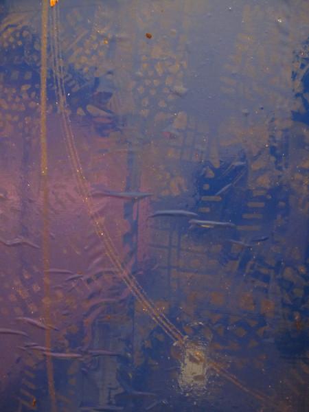 Dust control mat.<br /> <br /> Victoria, BC.