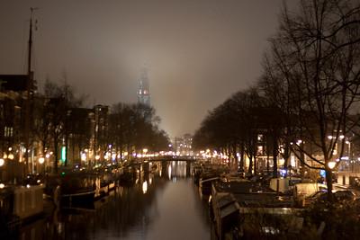 343 | foggy night
