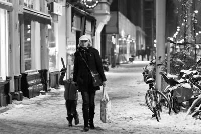 338 | snowy streets