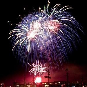 231 | Sail 2010 Fireworks