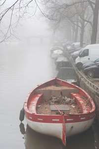 325 | one foggy Monday in Amsterdam